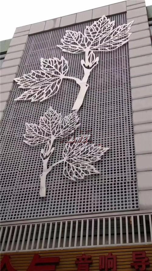 双曲铝单板制造商到哪儿好?咋样挑选完美双曲铝单板
